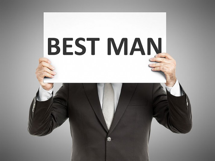 What makes a good Best Man