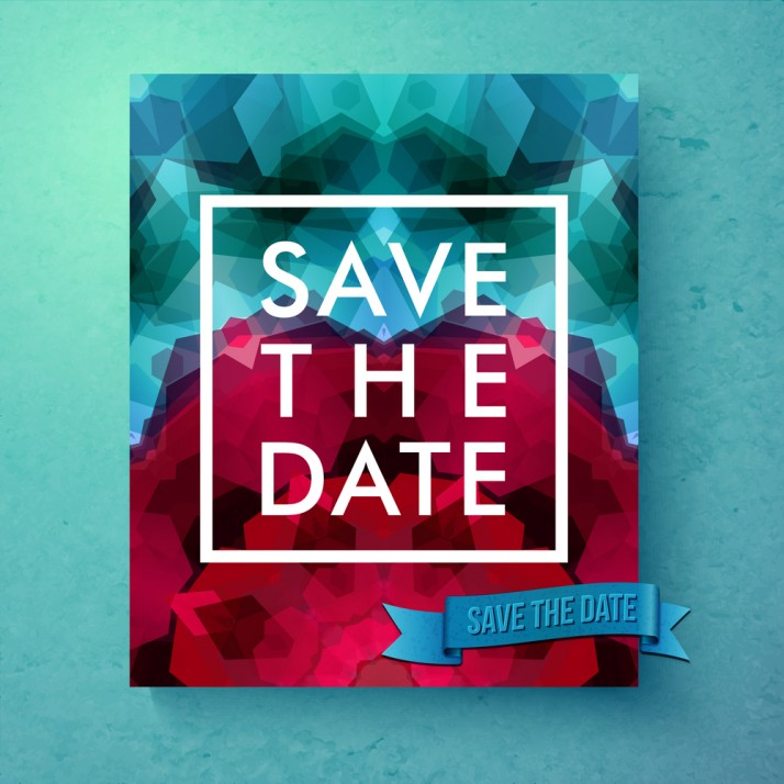 10 Exceptionally Creative Save the Date Ideas